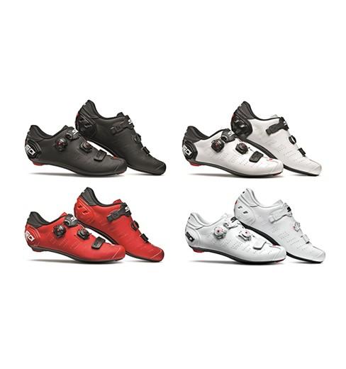 Chaussures vélo route SIDI Ergo 5 carbon Composite 2019