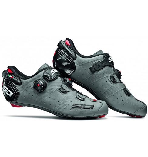 SIDI Wire 2 Carbon matt grey black road cycling shoes 2020