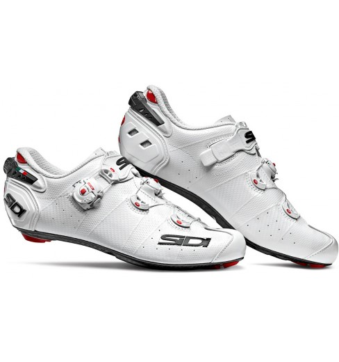 Chaussures vélo route SIDI Wire 2 Carbon blanc 2020