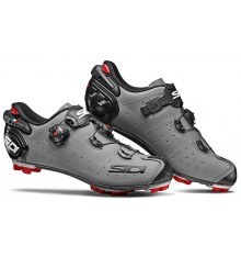 SIDI Drako 2 SRS matt grey black MTB shoes 2019