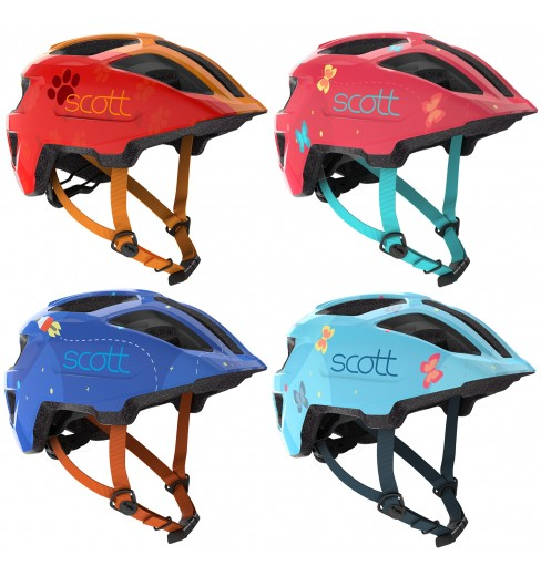 SCOTT casque vélo enfant Spunto Kid 2020