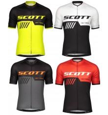 SCOTT maillot cycliste manches courtes RC TEAM 10 2019