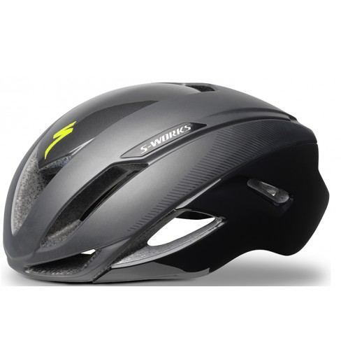 SPECIALIZED S-Works Evade II safety ion charcoal aero road helmet 2019