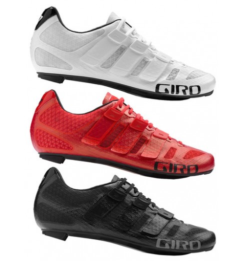 Chaussures vélo route GIRO Prolight Techlace 2019