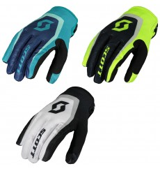 SCOTT 350 Dirt Junior Gloves 2019