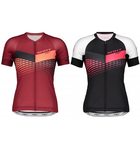 SCOTT RC Pro women s short sleeve jersey 2019 CYCLES ET SPORTS e1f1f2356