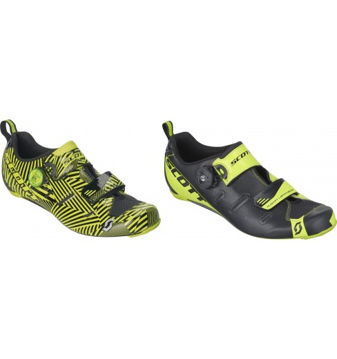 mieux aimé 0fc3a b4552 SCOTT chaussures vélo triathlon Tri Carbon 2019
