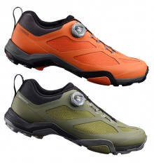 Chaussures VTT homme SHIMANO MT7 2019