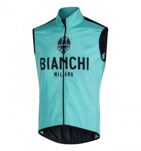 92a2adbd9 BIANCHI MILANO PASSIRIA wind vest 2019 CYCLES ET SPORTS