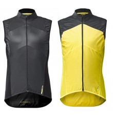 MAVIC gilet cycliste coupe-vent Cosmic Wind SL 2019