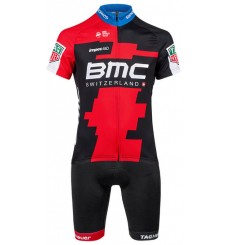 BMC kid's cycling outfit 2018