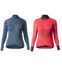 MAVIC Sequence women's winter long sleeve cycling jersey 2019