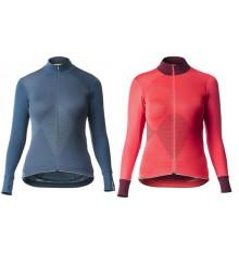 MAVIC Sequence women's winter long sleeve cycling jersey 2019