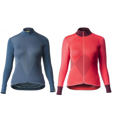 9a872cbad MAVIC Sequence women s winter long sleeve cycling jersey 2019 CYCLES ET  SPORTS