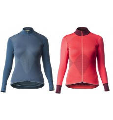 MAVIC maillot vélo manches longues hiver femme Sequence 2020