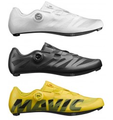 Chaussures vélo route homme MAVIC Cosmic Ultimate SL 2019