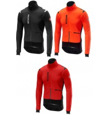 CASTELLI Alpha Ros winter cycling jacket 2019