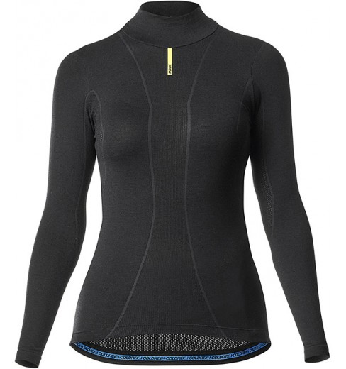 MAVIC sous-maillot manches longues femme Cold Ride+ 2020