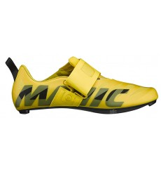 MAVIC Cosmic SL Ultimate Yellow Triathlon Shoes 2021