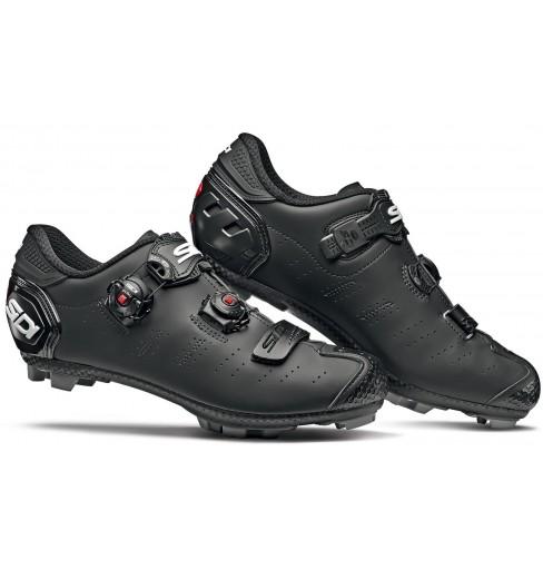 SIDI Dragon 5 SRS Mega Carbon matt black  MTB shoes 2019