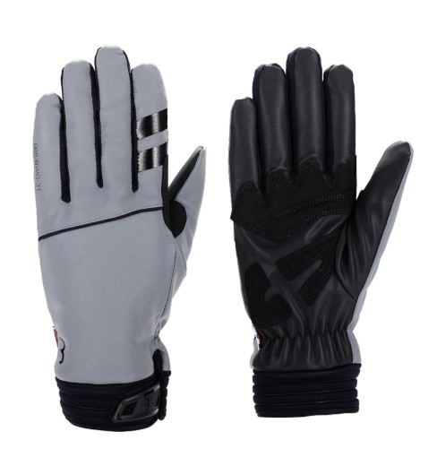 BBB ColdShield Reflective winter bike gloves 2019