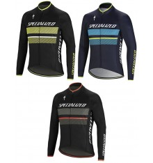 SPECIALIZED maillot manches longues ELEMENT RBX COMP LOGO 2019
