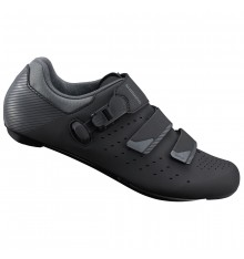 Chaussures vélo route SHIMANO RP301 noir Large 2019