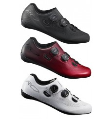 SHIMANO RC701 men's road cycling shoes 2019