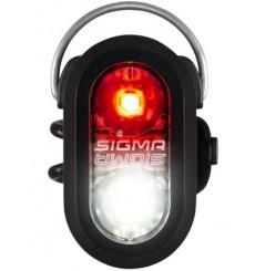 SIGMA éclairage avant arrière Micro Duo 2019