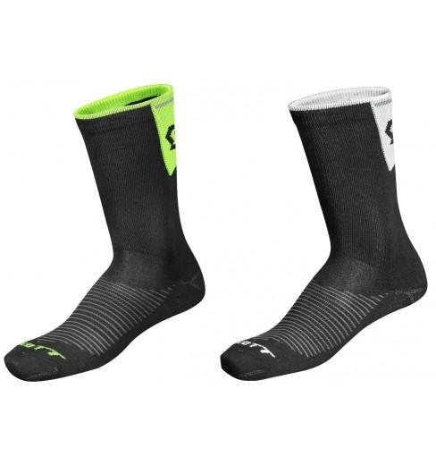 SCOTT chaussettes hautes AS Road 2019