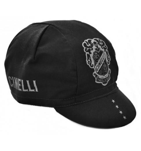 CINELLI Crest black cycling cap