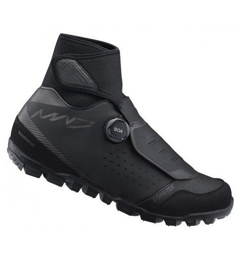 Chaussures VTT hiver SHIMANO MW701 2019