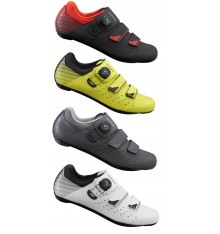 SHIMANO RP400 men's road cycling shoes 2019
