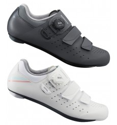 SHIMANO RP400 women's road cycling shoes 2019