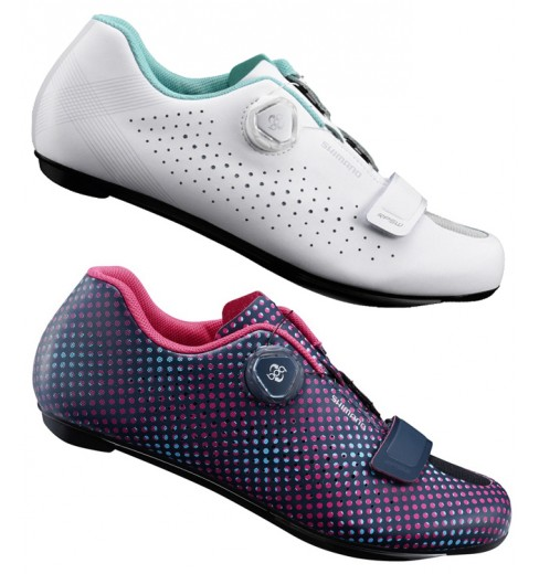 aad65676a SHIMANO RP501 women's road cycling shoes 2019 CYCLES ET SPORTS