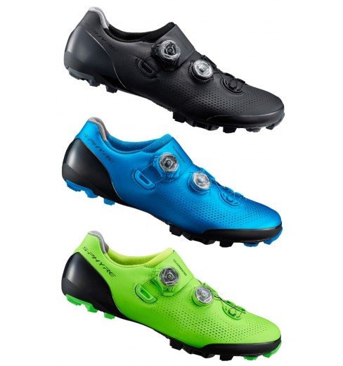 Chaussures VTT homme SHIMANO S-Phyre XC901 2021