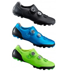 Chaussures VTT homme SHIMANO S-Phyre XC901 2019