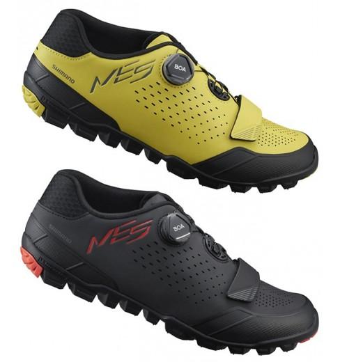 large choix de designs choisir authentique vente chaude Chaussures VTT homme SHIMANO ME501 2019
