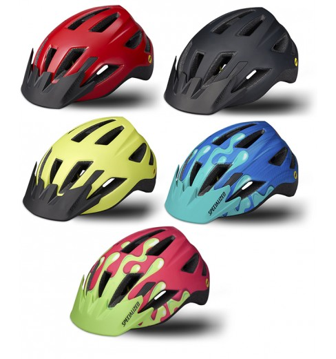 SPECIALIZED casque enfant Shuffle Youth Led MIPS 2019 (52 - 57 cm)