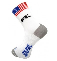 RAFA'L Carbone Selection America socks