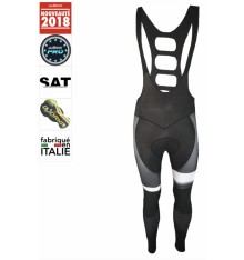 BJORKA Team French Riviera winter bib tights 2019