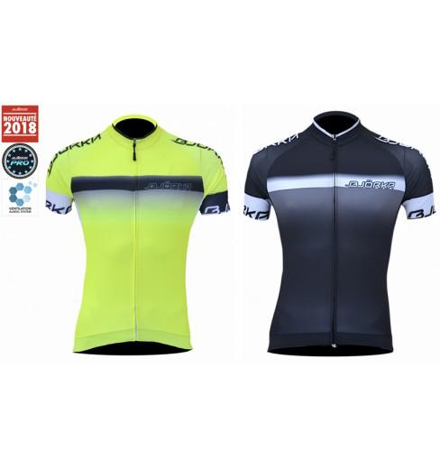 BJORKA Team 2 cycling Short Sleeve Jersey 2019 CYCLES ET SPORTS 2f31b467e