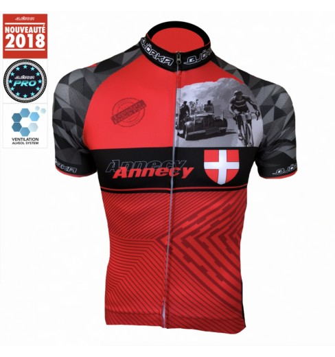 BJORKA maillot manches courtes Annecy 2019