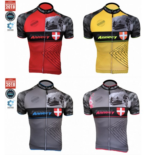 BJORKA Annecy cycling Short Sleeve Jersey 2019 CYCLES ET SPORTS 0c8f2bfdd