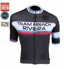 BJORKA TEAM FRENCH RIVIERA short-sleeve cycling jersey 2019