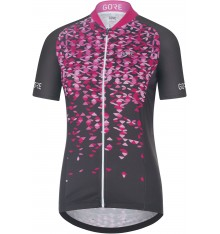 GORE WEAR women's C3 Petals cycling jersey 2018
