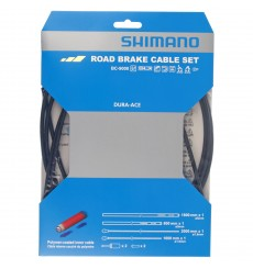 Kit câbles, gaines freins SHIMANO Dura Ace Polymère