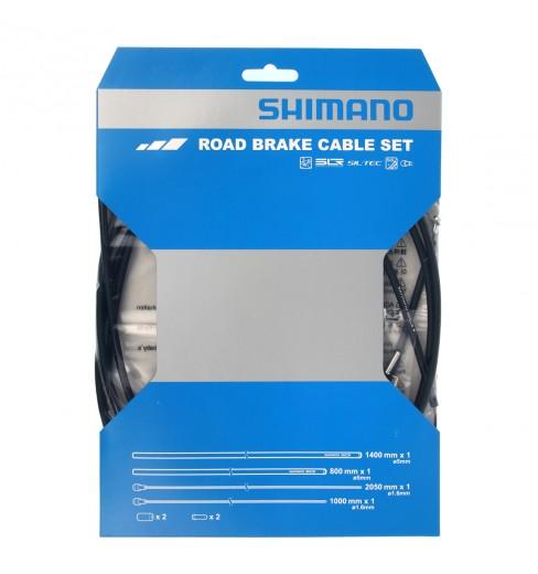 Kit câbles, gaines freins SHIMANO Sil-TEC