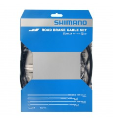 Kit câbles, gaines freins SHIMANO Sil-TEC