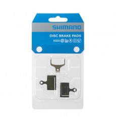 SHIMANO K02TI Resine titanium Brake Pads disc